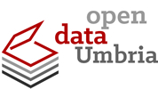 logo open data umbria